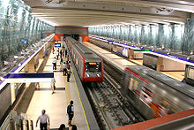 Santiago Metro is South America's most extensive metro system[
