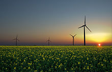 Wind, solar, and biomass are three emerging renewable sources of energy