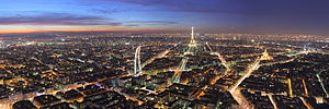 Paris capital of France, is the country's largest urban economy (and the world's 3rd)
