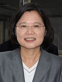 President elect of the Republic of China,Tsai Ing-wen