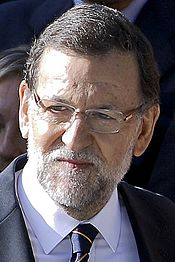Spanish Prime Minister Mariano Rajoy announced he was temporarily stepping down from the investiture race on 22 January 2016.