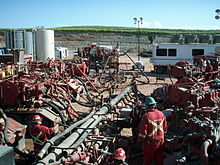 """Shale """"fracking"""" in the US: major new challenge to OPEC market share"""