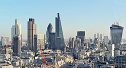 London is the capital of the United Kingdom. The City is one of the largest financial centres in the world.
