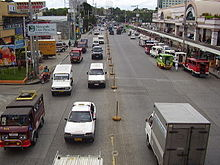 Downtown Davao City Highway