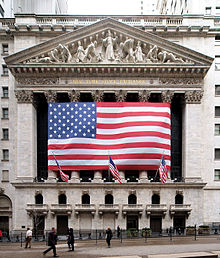 The New York Stock Exchange is the largest stock exchange in the world.
