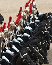 Cavalry_Trooping_the_Colour,_16th_June_2007