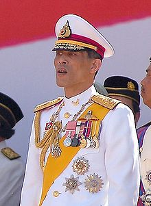 Vajiralongkorn Crown Prince of Thailand