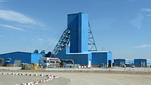 Oyu Tolgoi employs 18,000 workers and expects to be producing 450,000 tonnes of copper a year by 2020.
