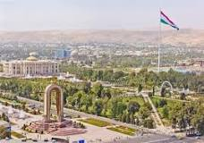 Dushanbe is the capital and largest city in Tajikistan.
