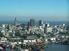 Montevideo is the capital and largest city of Uruguay.