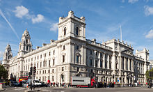 The headquarters of HM Revenue & Customs in London