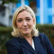 Marine Le Pen President of the National Front
