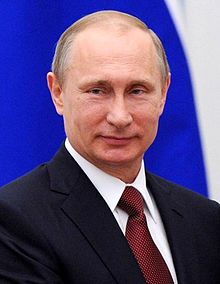 Vladmir Putin 2nd and 4th President of Russia