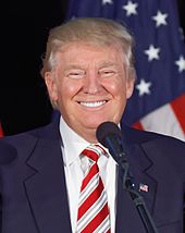 President-elect Donald Trump will be the 45th President of the United States