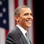 Barack Obama the 44th and now outgoing U.S. President