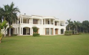 Property for sale in New Delhi, India, the capital.