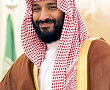 In Saudi Arabia A Future King Makes A Grab For Power And Wealth In Effort Of Transformation