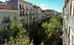 my new apartment in spain