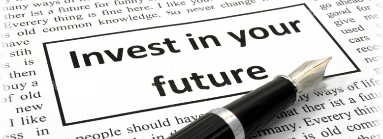 how to invest in your future essays