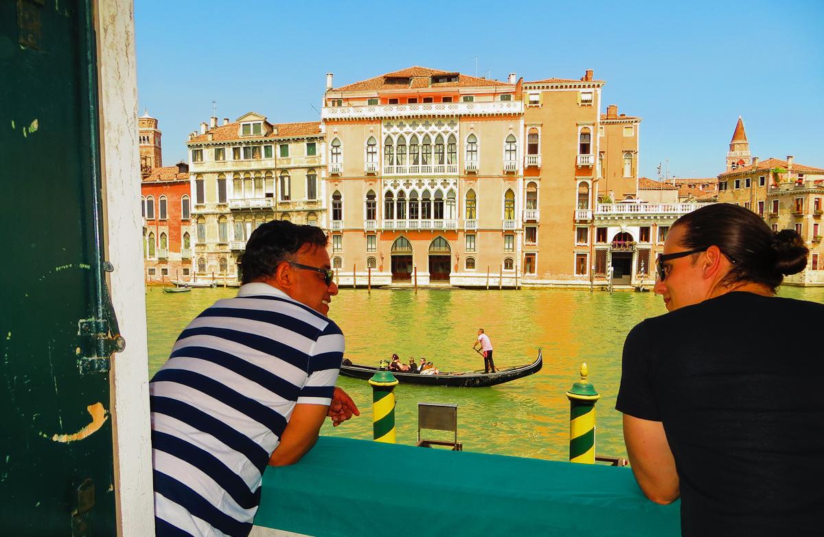 Day Trading in Venice