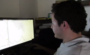3rd Colombian Trader Goes Live (With Live Trading Video)