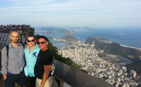 Day Trading in Brazil and Sightseeing