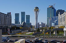 Invest In The Future With Kazakhstan