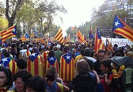 Independence For Catalonia, Can Spain Survive?