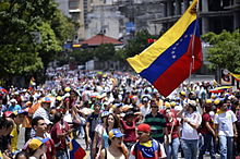Venezuela On The Precipice Of Civil War As The Economy Collapses
