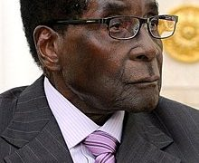 In Zimbabwe: An Era Comes To An End With The Ouster Of Robert Mugabe