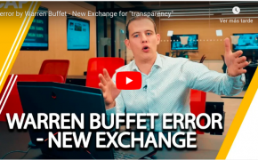 "Big error by Warren Buffet - New Exchange for ""transparency"" - Weekly Recap (PODCAST EP2)"