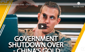 Recap Jan 25: Government shutdown over - China's Got Gold - EP004