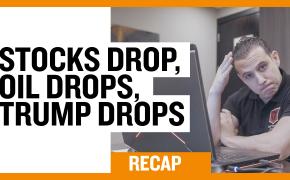 Recap September 29: Stocks Drop, Oil Drops, Trump Drops (Recap Ep038)