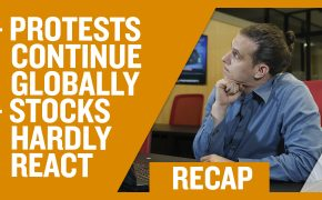 Recap November 24: Protests Continue Globally - Stocks Hardly React (Recap Ep046)