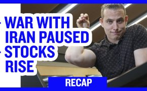 Recap January 12: War with Iran Paused - Stocks Rise (Recap Ep053)
