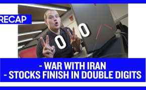 Recap January 5: War with Iran - Stocks Finish in Double Digits (Recap Ep052)
