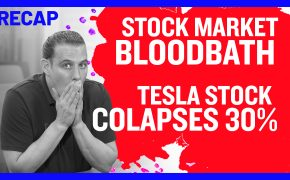 Recap March 1: Stock Market Bloodbath - Tesla Stock Colapses 30% (Recap Ep060)