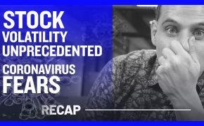 Recap March 8: Stock Volatility Unprecedented - Coronavirus Fears (Recap Ep061)