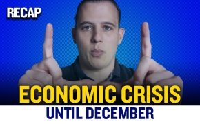 Recap April 26: Economic Crisis 2020 continues - will continue until Dec (Recap Ep068)