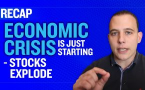 Recap April 19: Economic Crisis is just starting - Stocks Explode (Recap Ep067)