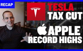 Recap June 21: Tesla Asks Austin for Tax Break - Apple at Record Highs (Recap Ep076)