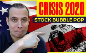 Crisis 2020: Did the stock market bubble just pop?