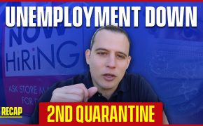 Recap October 18: Unemployment Down - 2nd Quarantine (Recap ep093)