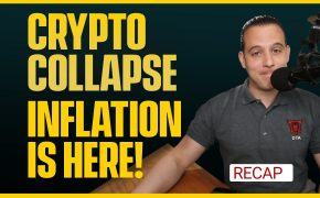 Recap May 23: Bitcoin/Dogecoin collapse, Inflation Fears (Recap Ep124)