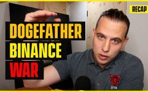 Recap May 15: Elon Musk Dogefather, Binance Investigation, War in Israel (Recap ep123)