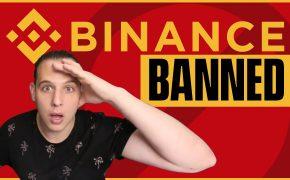 Binance BANNED! UK Prohibits Crypto Trading