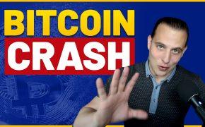 Why are Bitcoin Prices Crashing? Crypto Crashes Also