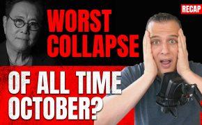 Recap October 3: Robert Kiyosaki collapse October? Gas shortages London, Communism in Berlin (Recap Ep143)